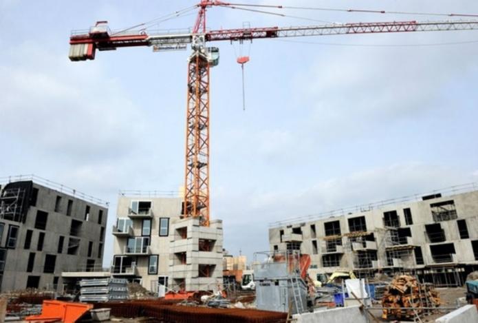 Le marché de l'immobilier neuf début 2015