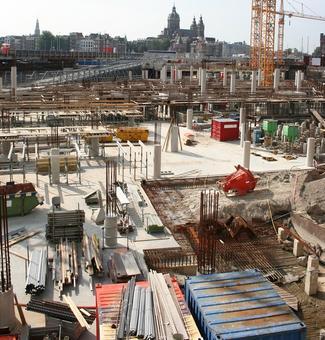 L'emploi dans la construction en baisse de 0,3 %
