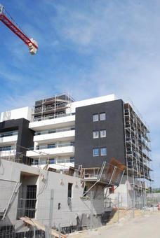 Période de crise pour le bâtiment