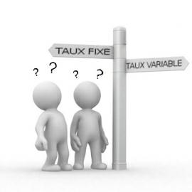 Vers un retour des crédits à taux variable ?