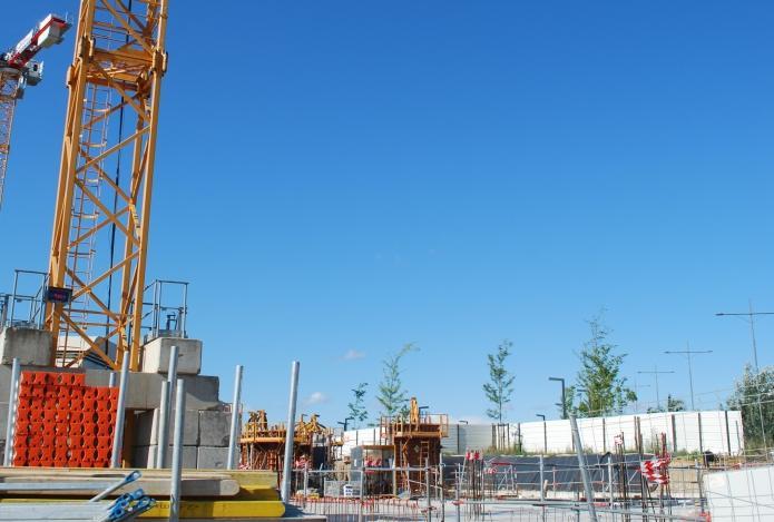 Construction : quatre groupes de BTP français dans le top 10 européen