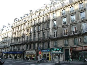 Paris : l'immobilier reprend après 6 mois de baisse