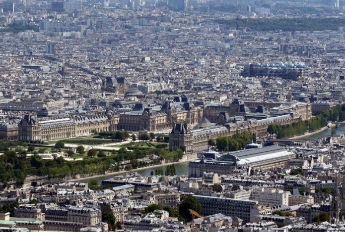Bulle immobilière à Paris en avril 2015 ?