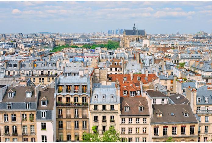 À Paris, bientôt un immeuble sans charges de copropriété