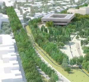 Montpellier : une friche militaire transformée en aire urbaine