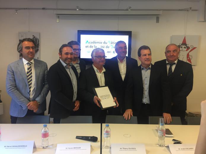 Immobilier Neuf : L' Académie du Bâtiment et de la Cité de Demain (ABCD), un club inédit en France lancé à Montpellier