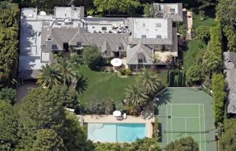 28 millions de dollars : Madonna met en vente sa maison au style « français » de beverly hills