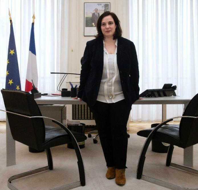 Emmanuelle Cosse : une querelle de logement pour la nouvelle Ministre du Logement !