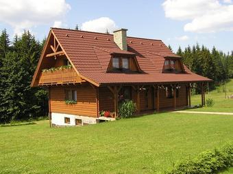 Maison en bois : des atouts en béton