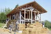 Construire une maison en paille