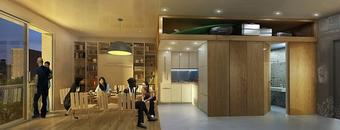 Insolite : mini-appartements à New York