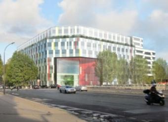 Le futur siège de Clarins à Paris sera réalisé par Bouygues