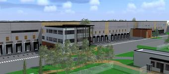 Immobilier d'entreprise : Castorama construit la plus grande plateforme de France