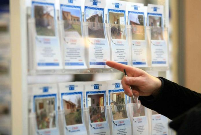Hausse des transactions dans l'immobilier ancien
