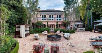Une nouvelle maison pour Christina Aguilera