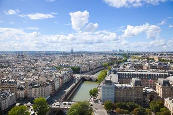 Immobilier à Paris : légère baisse des prix