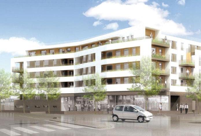 Construction de logements intermédiaires