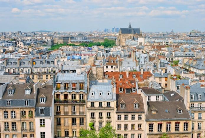 Plus-value à moyen terme sur l'immobilier à Paris