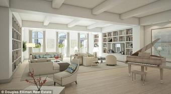 Un appartement de 10 millions de dollars pour la fille de Bill Clinton