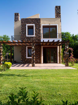 Le rêve immobilier des Français : être propriétaire d'une maison avec jardin