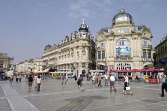 Maison royale en vente à Montpellier