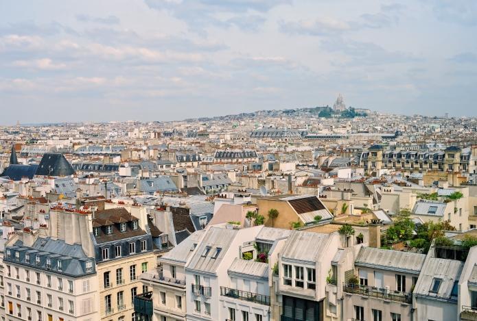 Baisse des compromis de vente en France