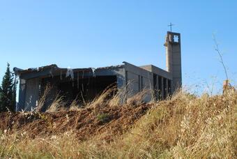 Une église démolie pour construire un immeuble à Béziers