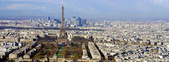 Paris : légers reculs des prix de l'immobilier
