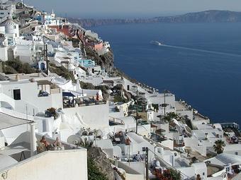 Les propriétaires fonciers taxés en Grèce