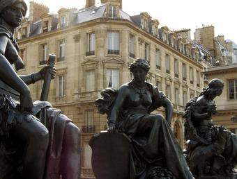 Prix de l'ancien à Paris : légère baisse