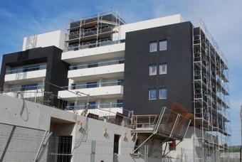 Timide amélioration du logement neuf au 1er semestre