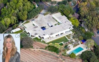 Une nouvelle maison pour Jennifer Aniston