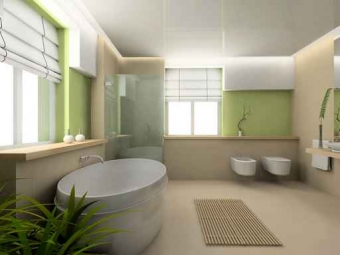 Etude sur l'usage de la salle de bains