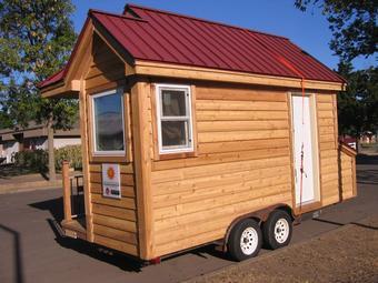 Tiny House : les mini-maisons portables