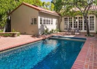 Jodie Foster vend sa superbe maison hollywoodienne