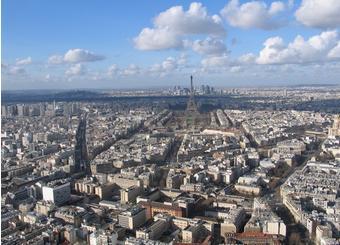 Légère baisse des prix de l'immobilier ancien en Ile-de-France