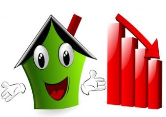 Prévision de baisse des  prix immo jusqu'à 10 % selon seloger.com