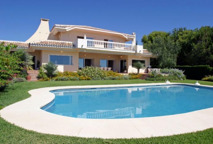 Retour de l'immobilier de luxe en France