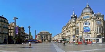 Montpellier : un projet urbain à l'horizon 2040