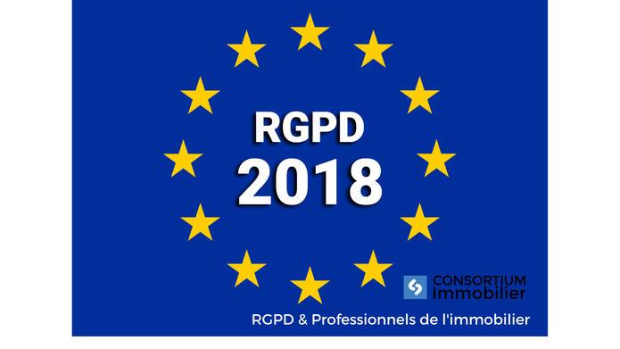 RGPD (règlement général sur la protection des données) et professionnels de l'immobilier: ce qu'il faut faire!