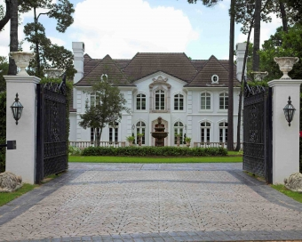 Ventes record pour l'immobilier de luxe