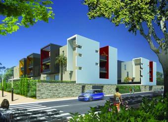 Montpellier : première résidence produisant plus d'énergie qu'elle n'en consomme