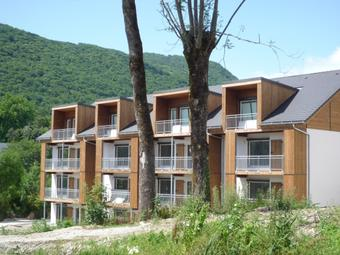 Logements collectifs ossature bois : une première en Rhône-Alpes