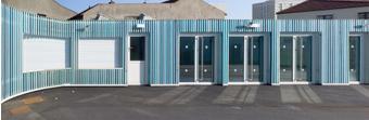 Une école modulaire à Ivry