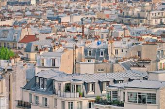 Ile-de-France : les prix de l'immobilier en baisse en 2013