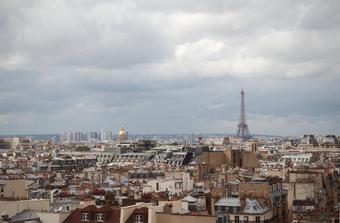 Immobilier à Paris : les prix baissent jusqu'à 2 %