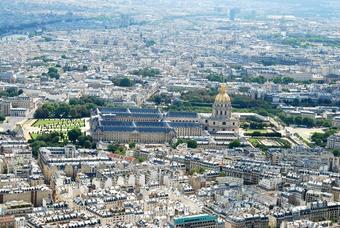 Paris et Ile-de-France : les prix immobiliers à la baisse