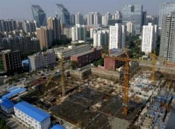 Léger ralentissement de l'Immobilier en Chine
