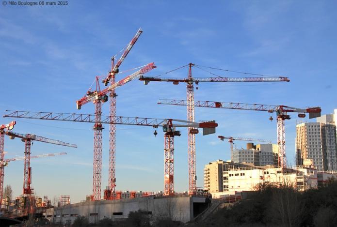 La France recommence à construire