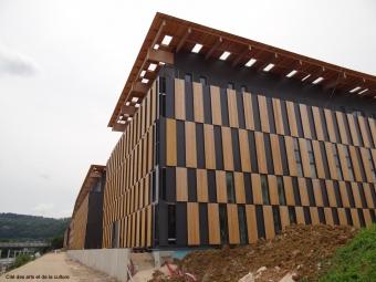 Vendredi, le Centre des Arts de Besançon, ouvrait ses portes